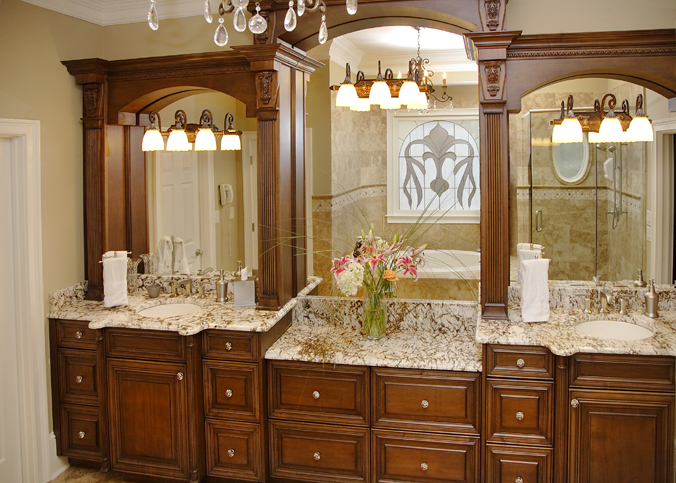 Traditional Bathroom Remodel traditional bathroom by enviable designs inc Traditional Bathroom Ideas Renovations