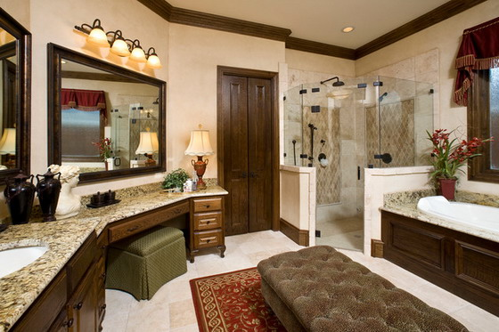 Traditional Bathroom Designs 2013