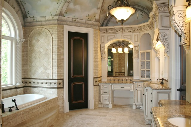 Traditional Bathrooms 1 Decor Ideas