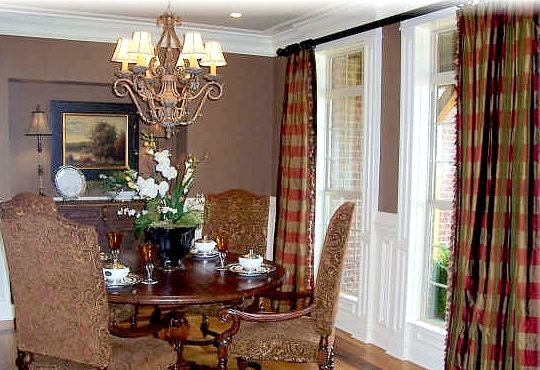 Traditional dining room decorating ideas 19 ideas for Traditional dining room decorating photos