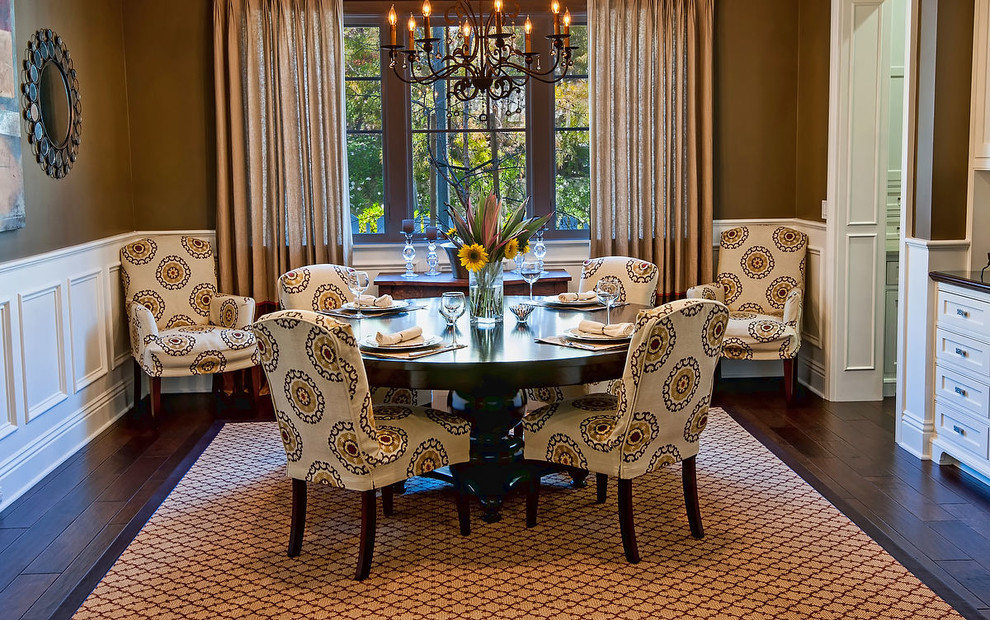Traditional Dining Room Decorating Ideas 24 Arrangement ...