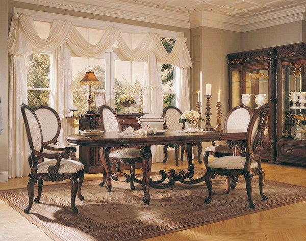 Traditional Dining Room Decorating Ideas 27 Renovation Ideas ...