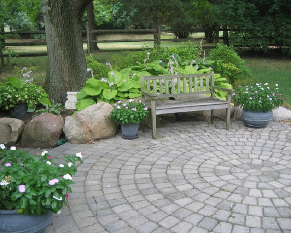 Traditional Garden Design Picture EnhancedHomesorg - Traditional garden design pictures