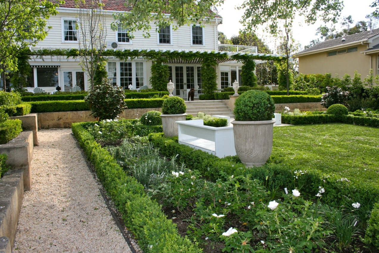 Traditional Garden Design Design Ideas EnhancedHomesorg - Traditional garden design pictures