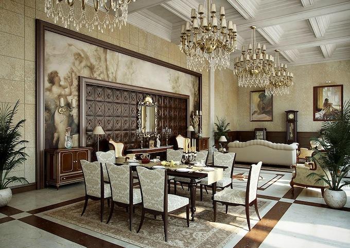 Traditional Interior Design Style 20 Decoration Idea EnhancedHomesorg