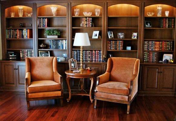 Traditional Study Room Design Decoration Image Ideas