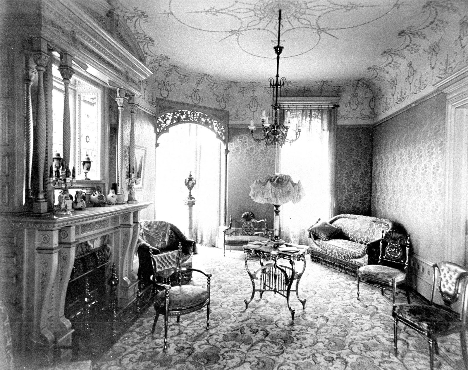1900 early american style living room 36 ideas for The look at home