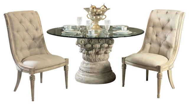 American Drew Dining Room Furniture 11 Arrangement - EnhancedHomes.org