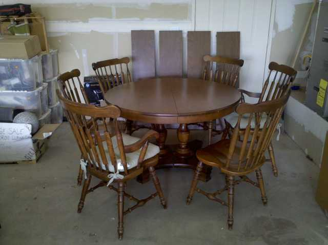 early american dining room sets 9 home ideas