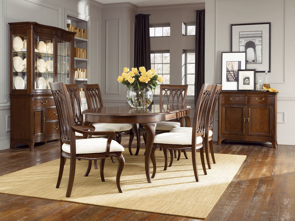 Early American Dining Room Table Renovationg Ideas