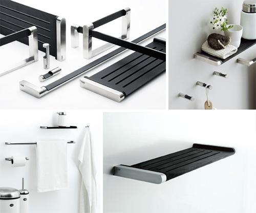 modern bathroom accessories renovating ideas