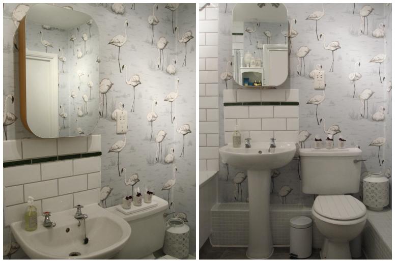 Modern Bathroom Art Renovating Ideas