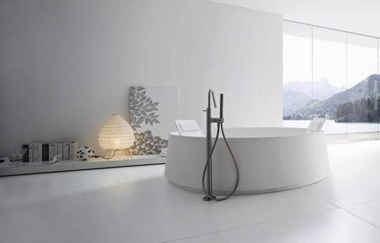 Modern Bathroom Decor 12 Architecture - EnhancedHomes.org