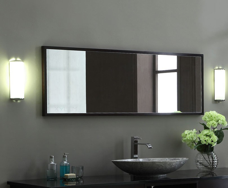 modern bathroom mirrors renovations - Modern Bathroom Mirrors