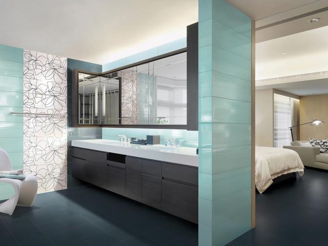 modern bathroom tile renovating ideas modern bathroom tile  decor, Bathroom decor