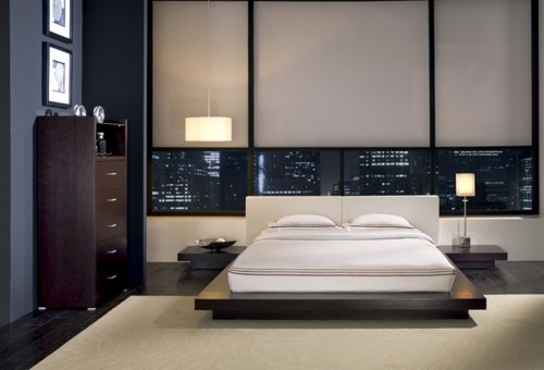 Modern Japanese Bedroom Design 10 Decoration Inspiration