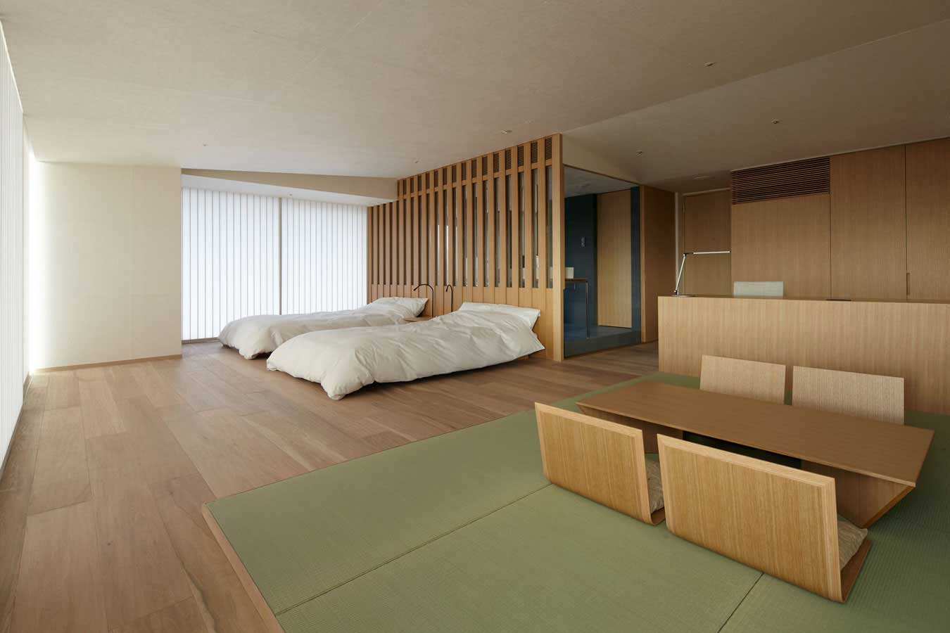 Modern japanese bedroom design 11 designs for Japanese bedroom designs pictures