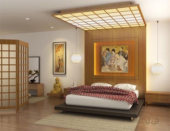 modern japanese bedroom design 11 designs - enhancedhomes
