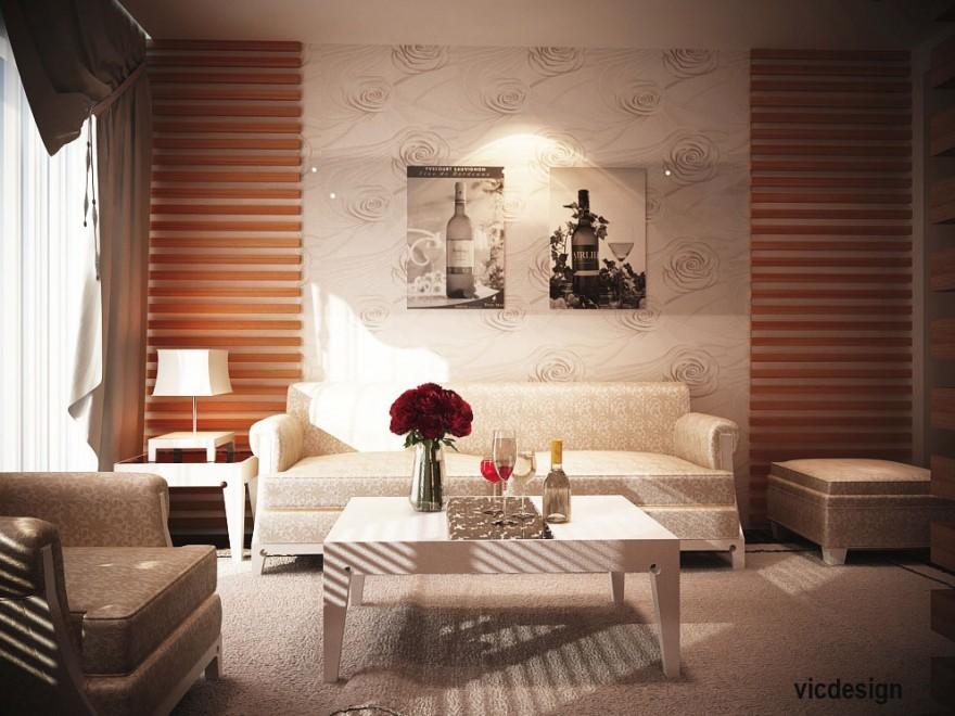 Modern japanese living room 19 picture for Modern japanese living room