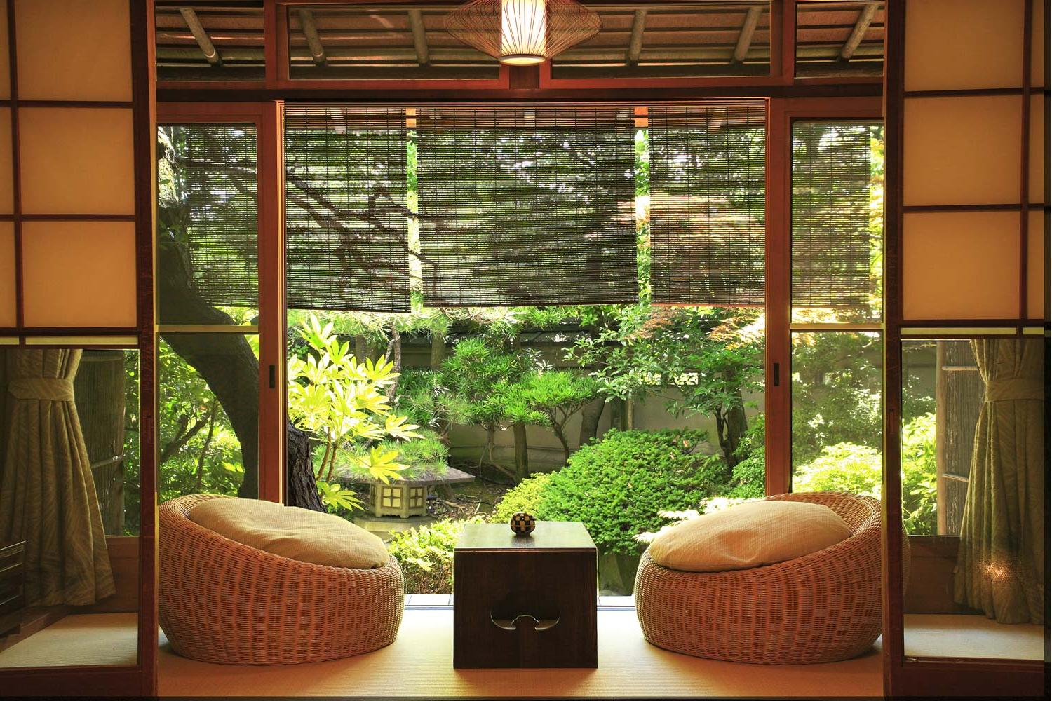 Modern japanese living room design 1 renovation ideas for Zen style living room design