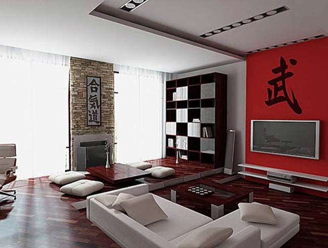 Modern Japanese Living Room Design 18 Renovation Ideas