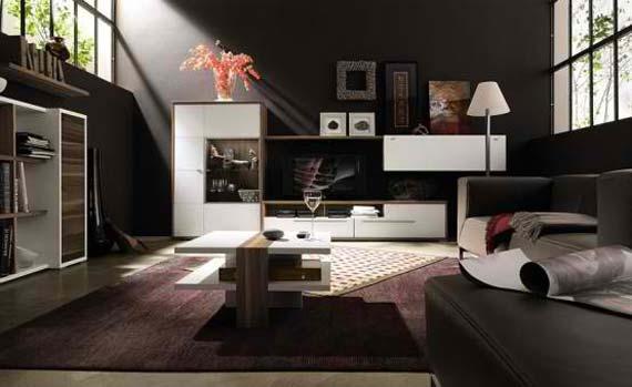 modern japanese living room furniture renovating ideas