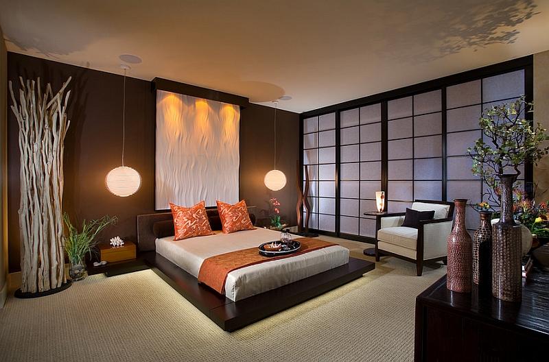 modern japanese style bedroom design 17 picture - enhancedhomes