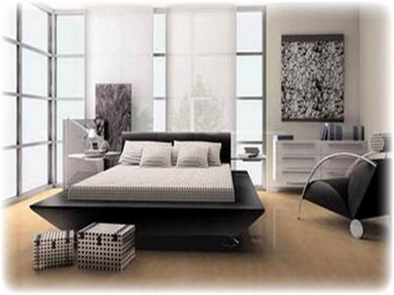 Modern Japanese Style Bedroom Furniture 9 Decoration Idea ...