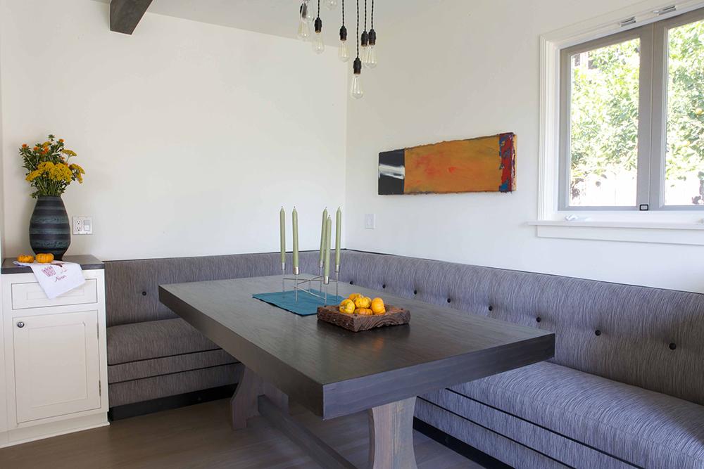 modern kitchen banquette 23 designs. Black Bedroom Furniture Sets. Home Design Ideas