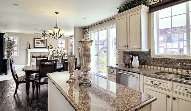 Traditional American Kitchen Re Decorating Ideas