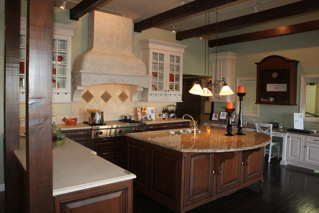 Attrayant Traditional American Kitchen Design Renovating Ideas