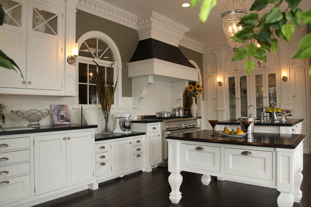Traditional American Kitchen Design Re Decorating Ideas