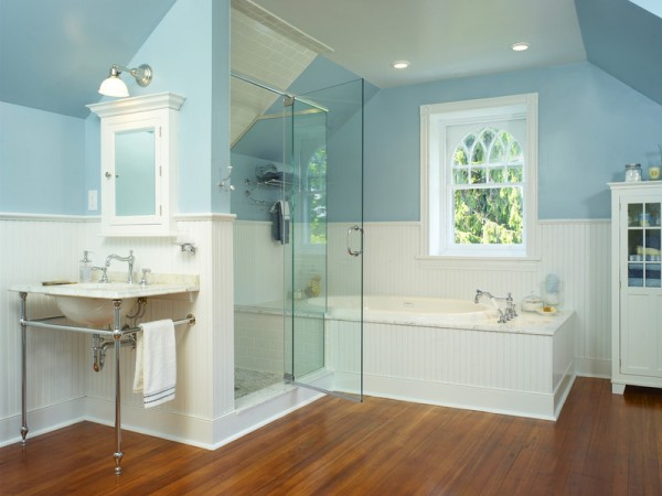 Traditional bathroom remodel 14 decoration idea for Classic bathroom design