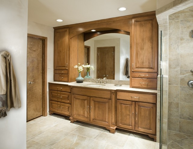 Traditional Bathroom Remodel Renovating Ideas