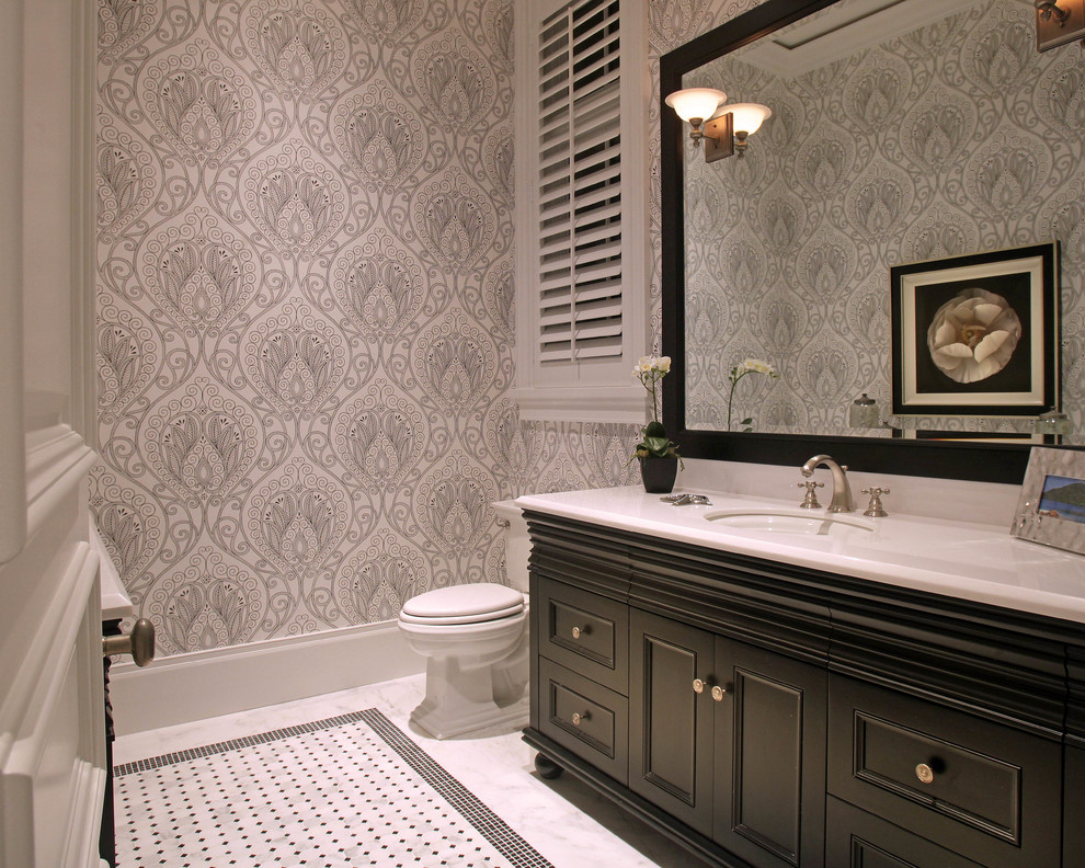 Traditional Bathroom Tile 1 Home Ideas Enhancedhomes Org