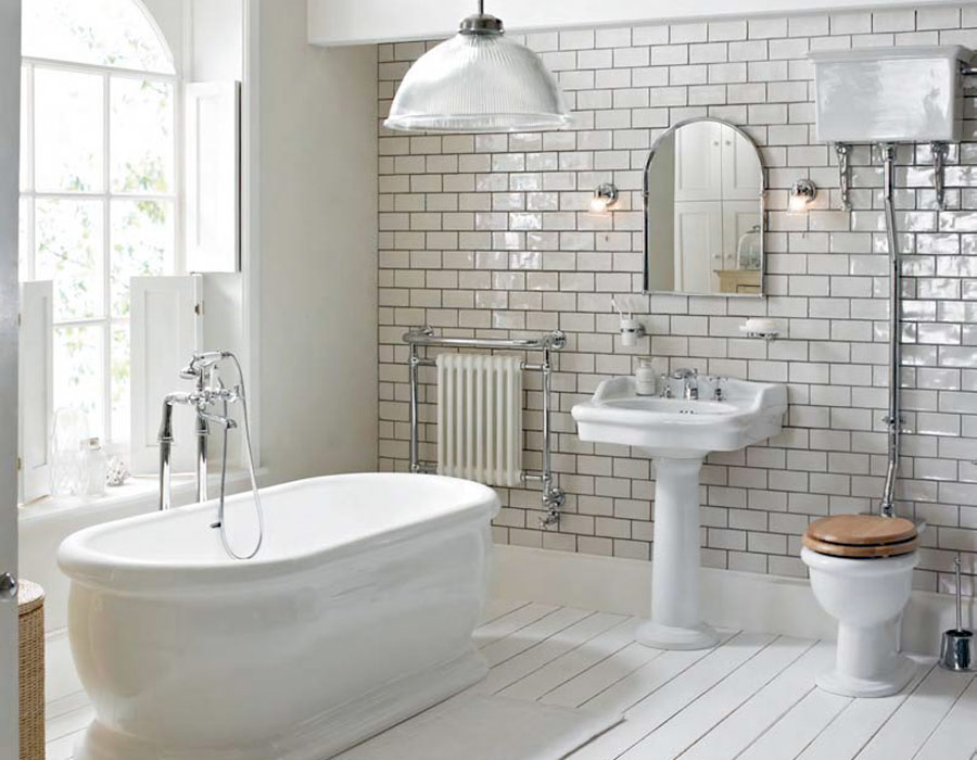 Superbe Traditional Bathroom Tile Renovating Ideas