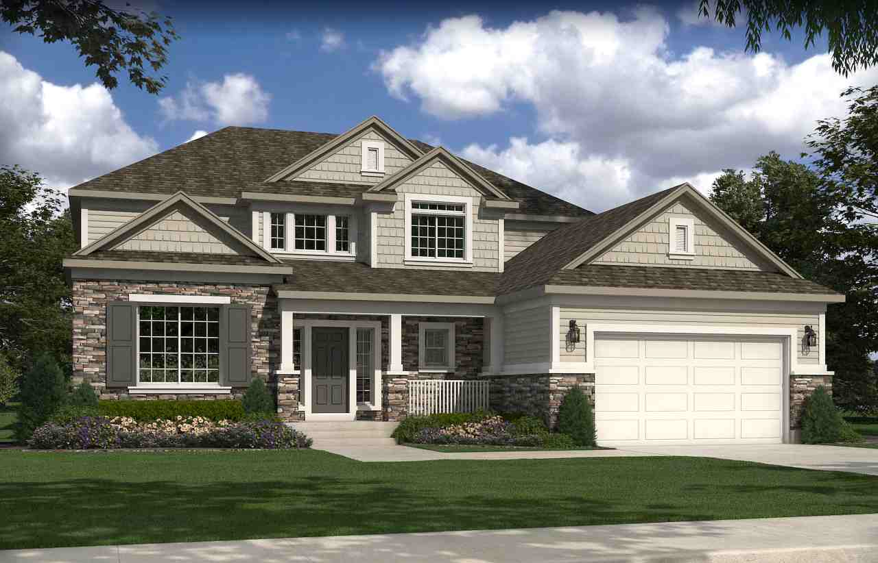 Traditional exterior home designs 15 decor ideas for Exterior house plans