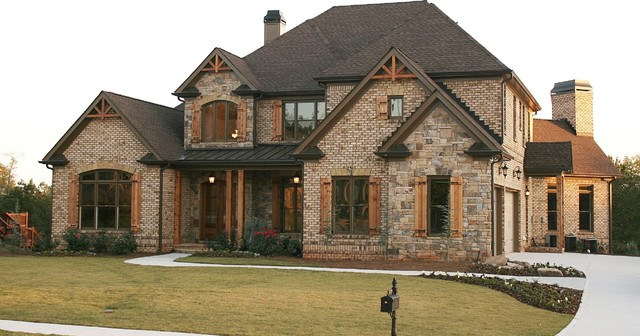 traditional exterior house Re-decorating ideas