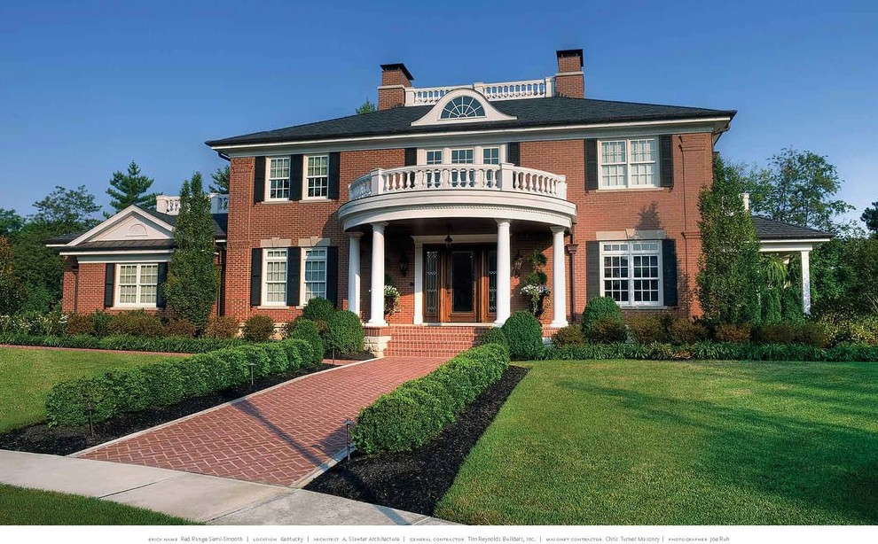Traditional exterior house 66 renovation ideas for Outside renovation ideas