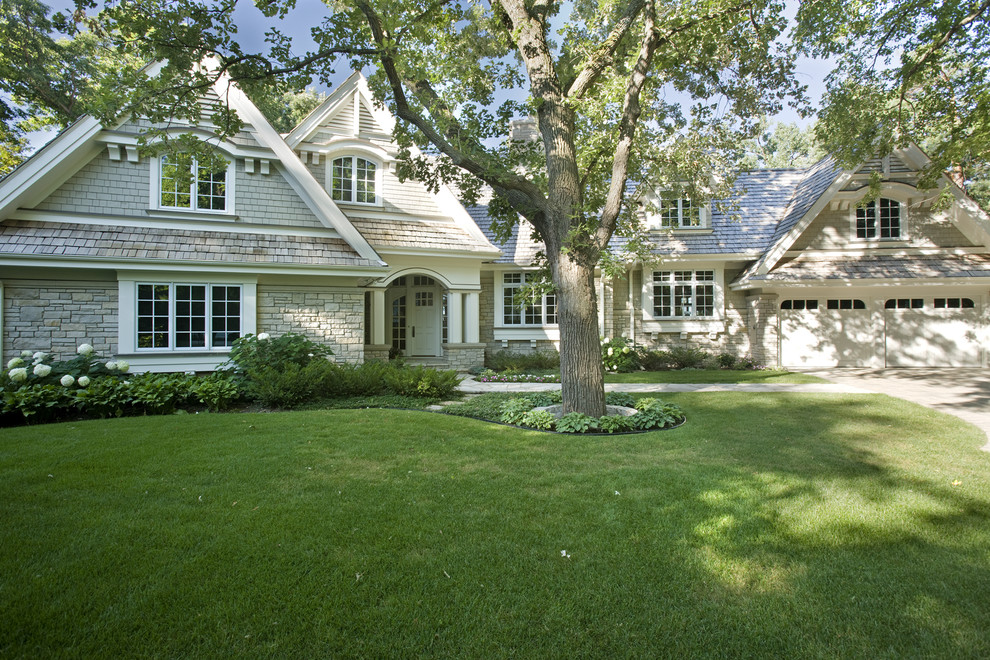Traditional exterior house designs pictures
