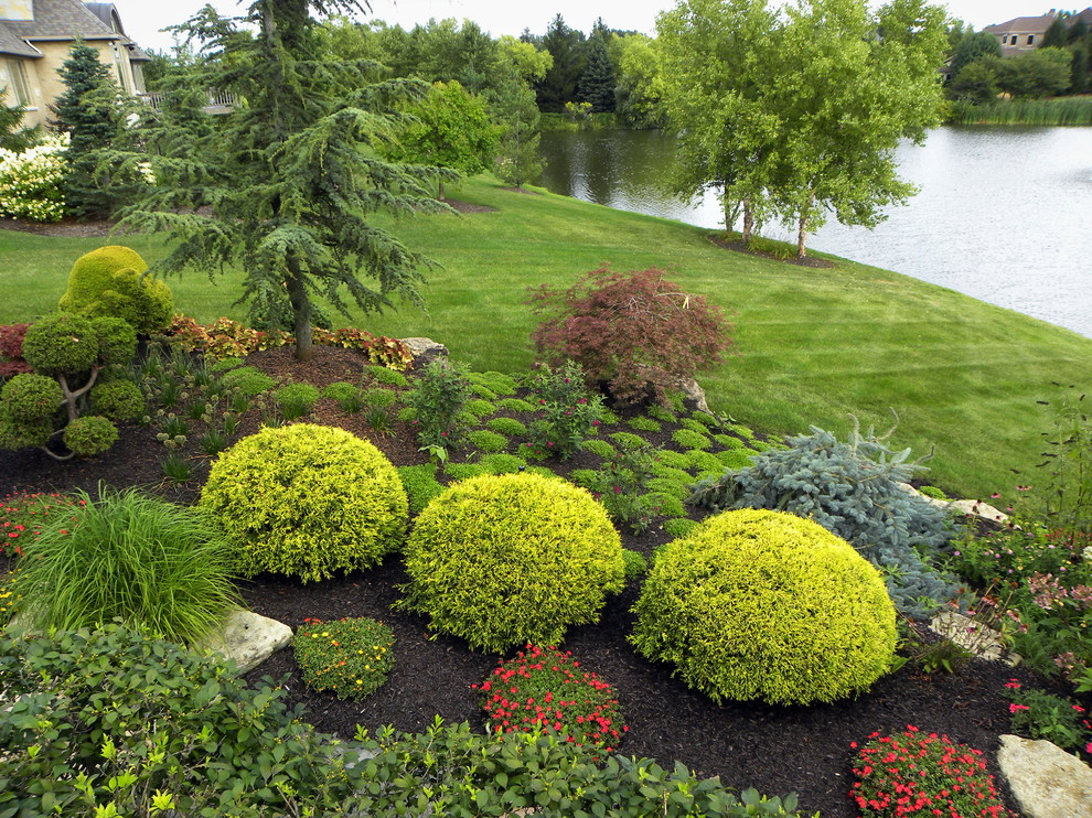 Traditional Garden Design Ideas 4 Decoration Idea - EnhancedHomes.org