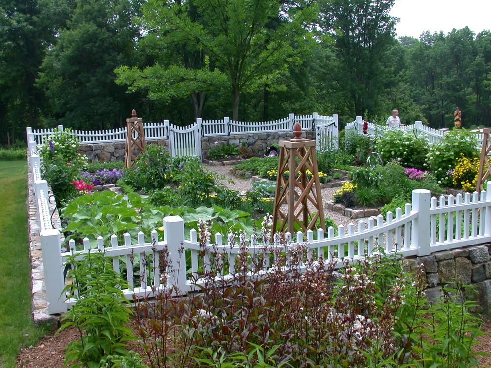 traditional garden layout  inspiration  enhancedhomes, Garden idea