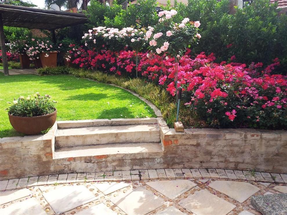 traditional garden layout  decor ideas  enhancedhomes, Garden idea