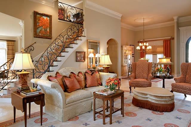 Elegant Traditional Interior Design Ideas Re Decorating Ideas