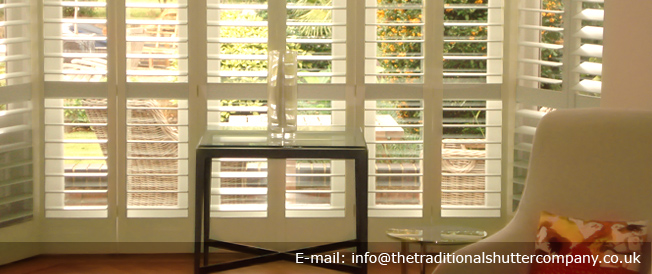 Traditional Interior Shutters Renovating Ideas