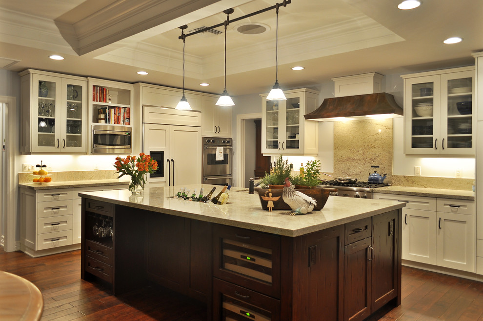 Traditional Kitchen Cabinet Hardware Re Decorating Ideas