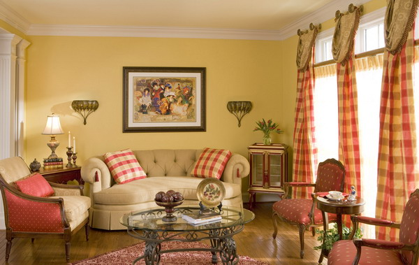 Traditional Living Room Design traditional living room design ideas 4 designs - enhancedhomes