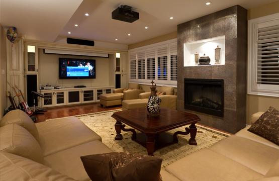 Basement Designs big basement ideas 9 decor ideas - enhancedhomes