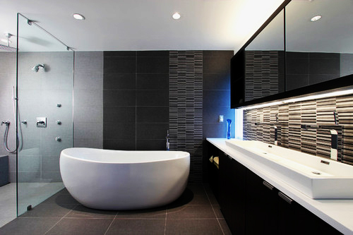 Big bathroom 34 decor ideas for Big bathroom ideas