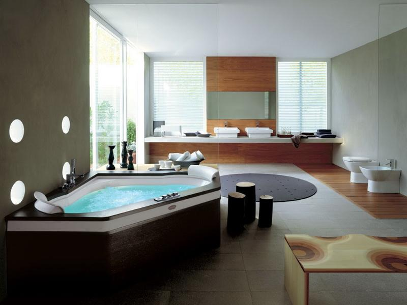 Big Bathroom Designs 1 Architecture - Enhancedhomes.Org